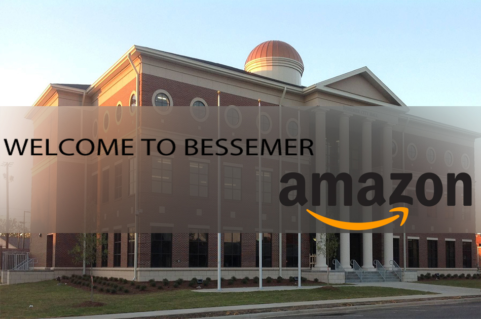 Amazon Hiring for Bessemer Jobs