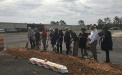 Bessemer Airport Authority breaks ground on new hangar project