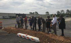 Bessemer Airport Authority breaks ground on new hangar project