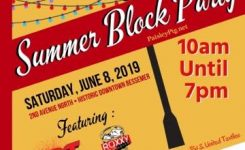 Downtown vendors prepare for Summer Block Party