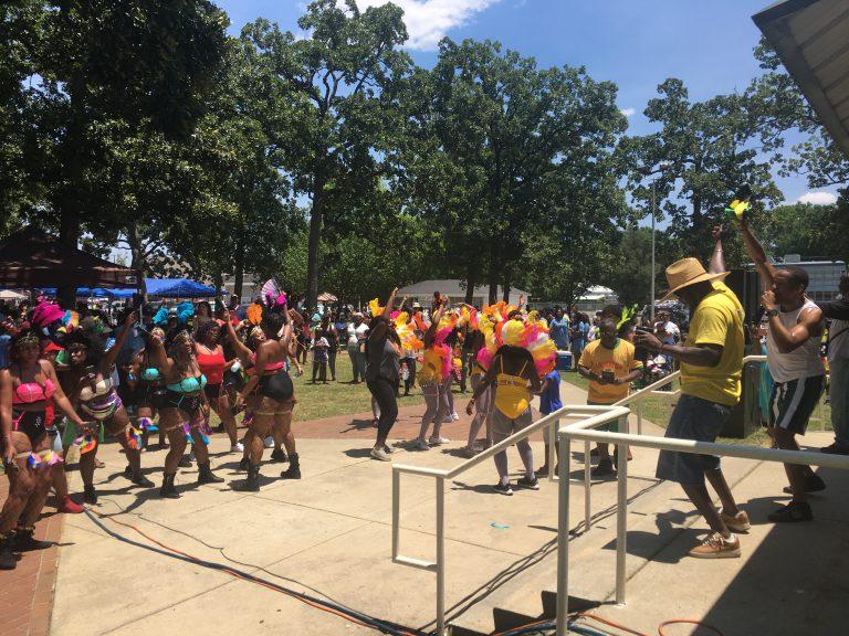 Caribbean Culture in Bessemer on June 1, 2019