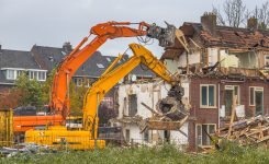 Solicitation Notice For Housing Demolition Services