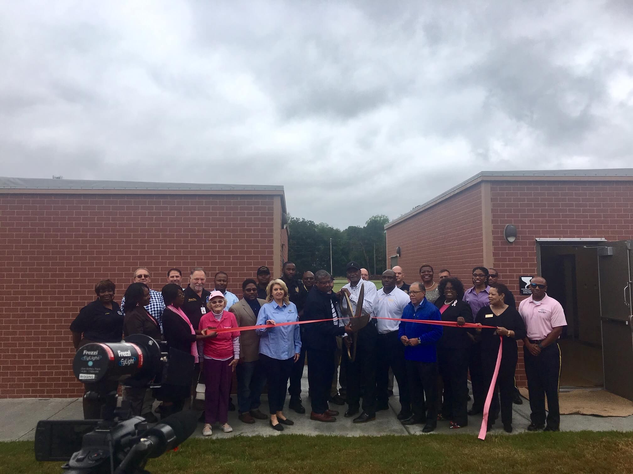 Bessemer opens doors on first Storm Shelter