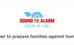 Sound the Alarm Event